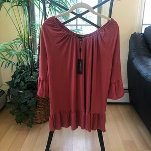 NWT Cable and Gauge long sleeve top